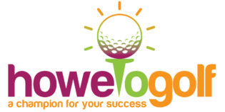 Howe To Golf Logo